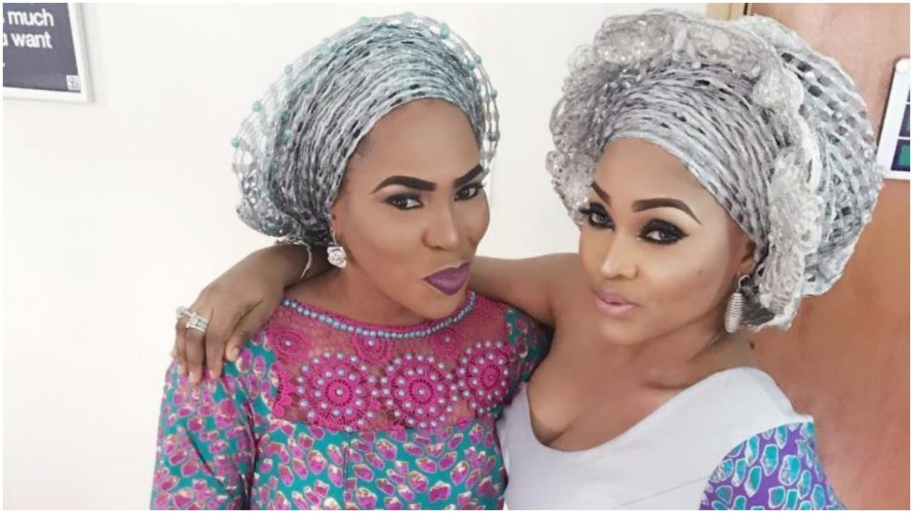 Photo of 'My ageless beauty' – Mercy Aigbe hypes actress, Faithia Williams | Picture
