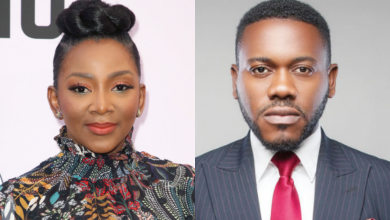 Photo of Deyemi Okanlawon gets into trouble with Genevieve Nnaji for making a joke of the WSW challenge
