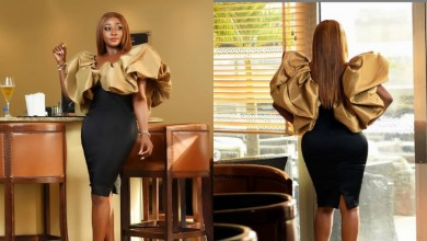 Photo of Mercy Aigbe, Annie Idibia and others reacts to Ini Edo's new pictures