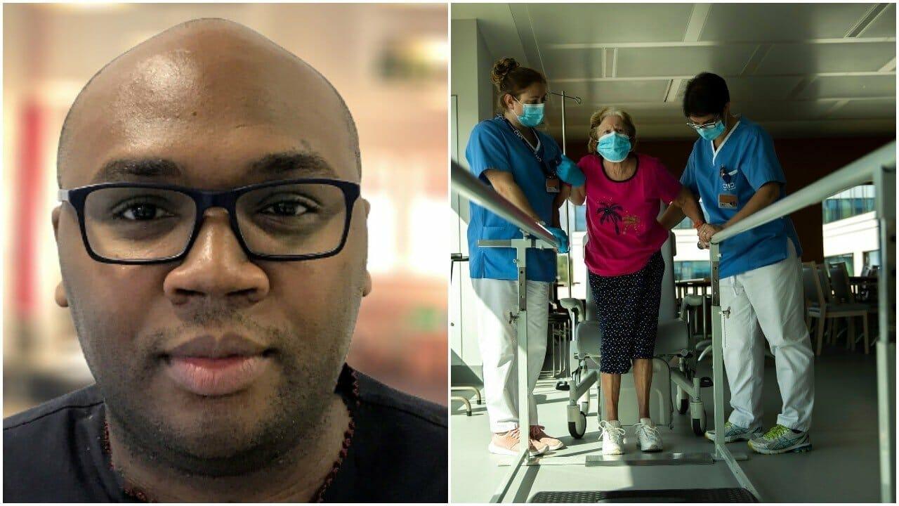 Photo of Covid-19: Iroko TV boss, Jason Njoku laments as mum struggles to recover 15 weeks after