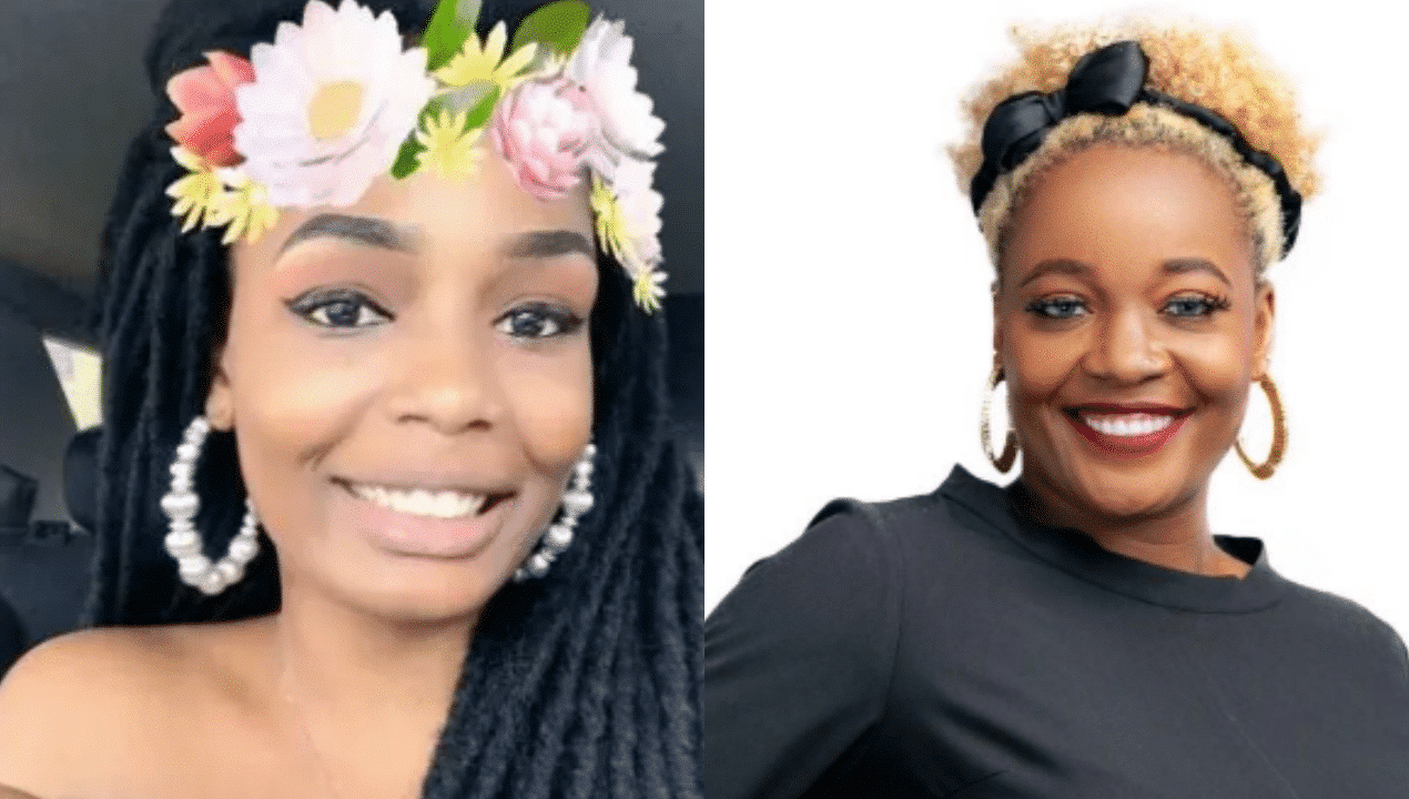 """Photo of """"Old Cargo"""", BBNaija's Kaisha drags Lucy as they fight dirty"""