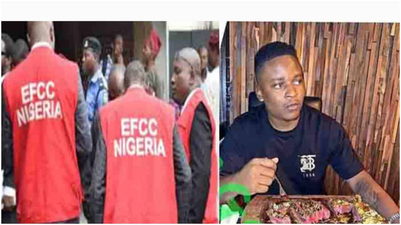 Photo of EFCC allegedly picks up Instagram big boy, Killaboi over N150 million POS scam