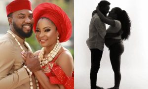 Linda Ejiofor welcomes first child