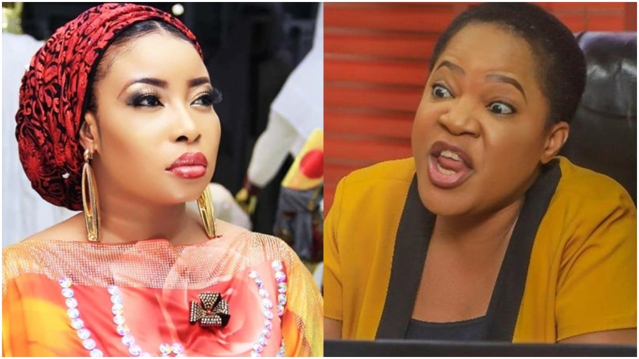 Photo of 'Learn to forgive, you are not a witch' – Toyin Abraham finally breaks silence since Liz Anjorin's wedding | Video