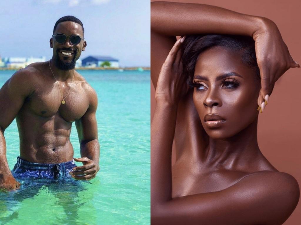 Mawuli Gavor and Khloe