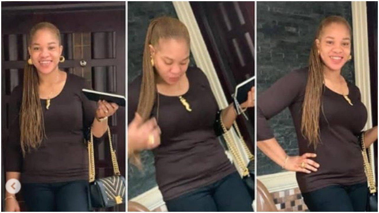 Photo of No woman wants to be called fat – Mosun Filani flaunts new trim figure (photos)
