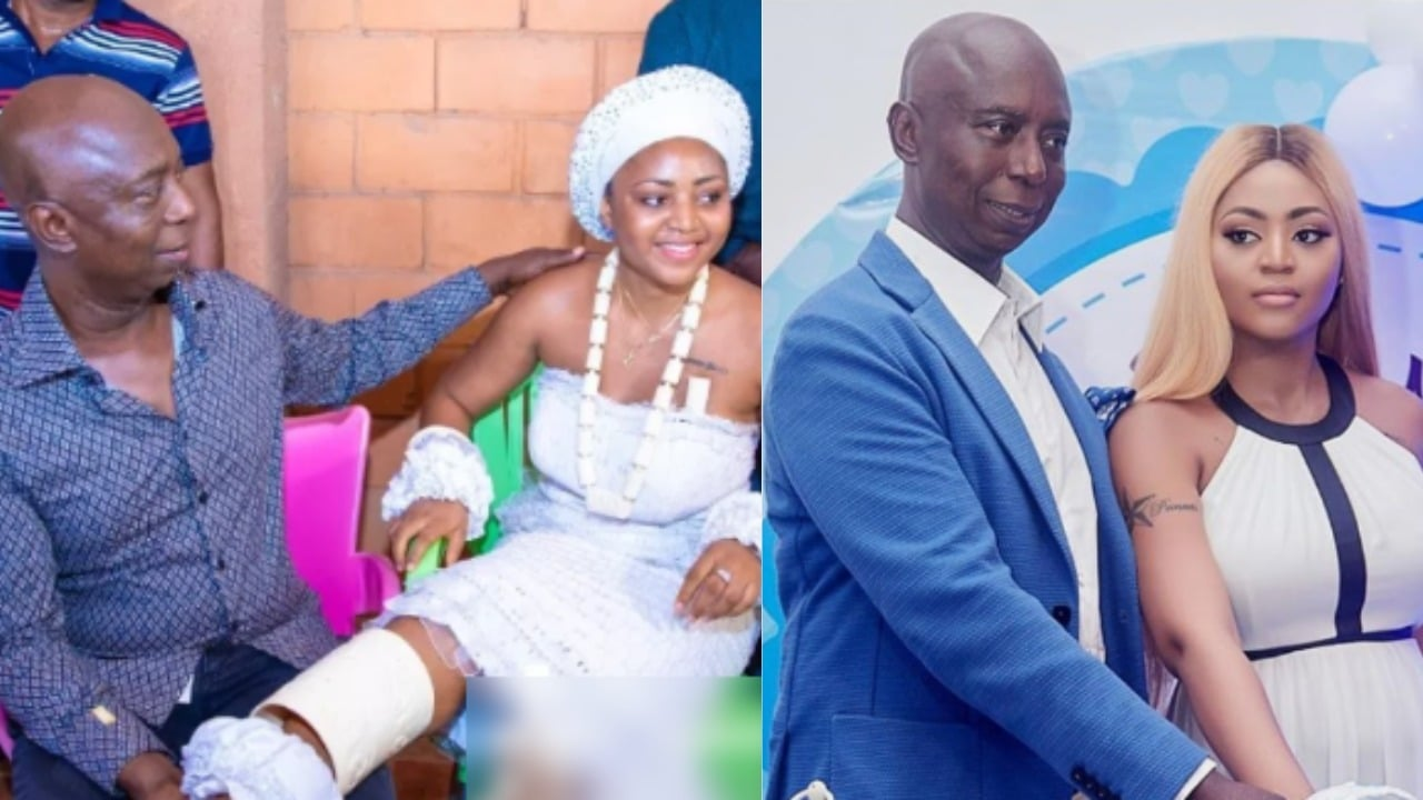 "Photo of Regina Daniels' husband, Ned Nwoko demands N2billion from Journalist who called him ""a cultist for marrying virgins"""