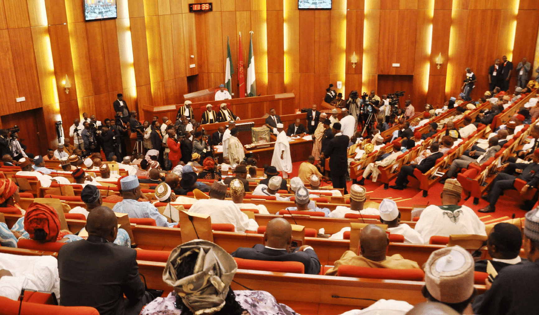 Photo of Senate set to present 2021 National budget