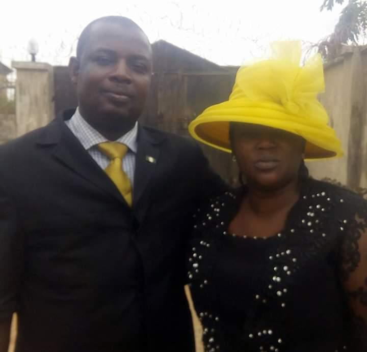 Pastor and Mrs Olusola Bakare