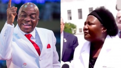 Photo of What Oyedepo said about Stella Immanuel who said hydroxychloroquine cures coronavirus