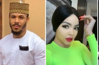 """Photo of BBNaija:  Ozo in severe """"pain"""" as Prince uses Nengi to demonstrate his favourite """"position"""" (video)"""
