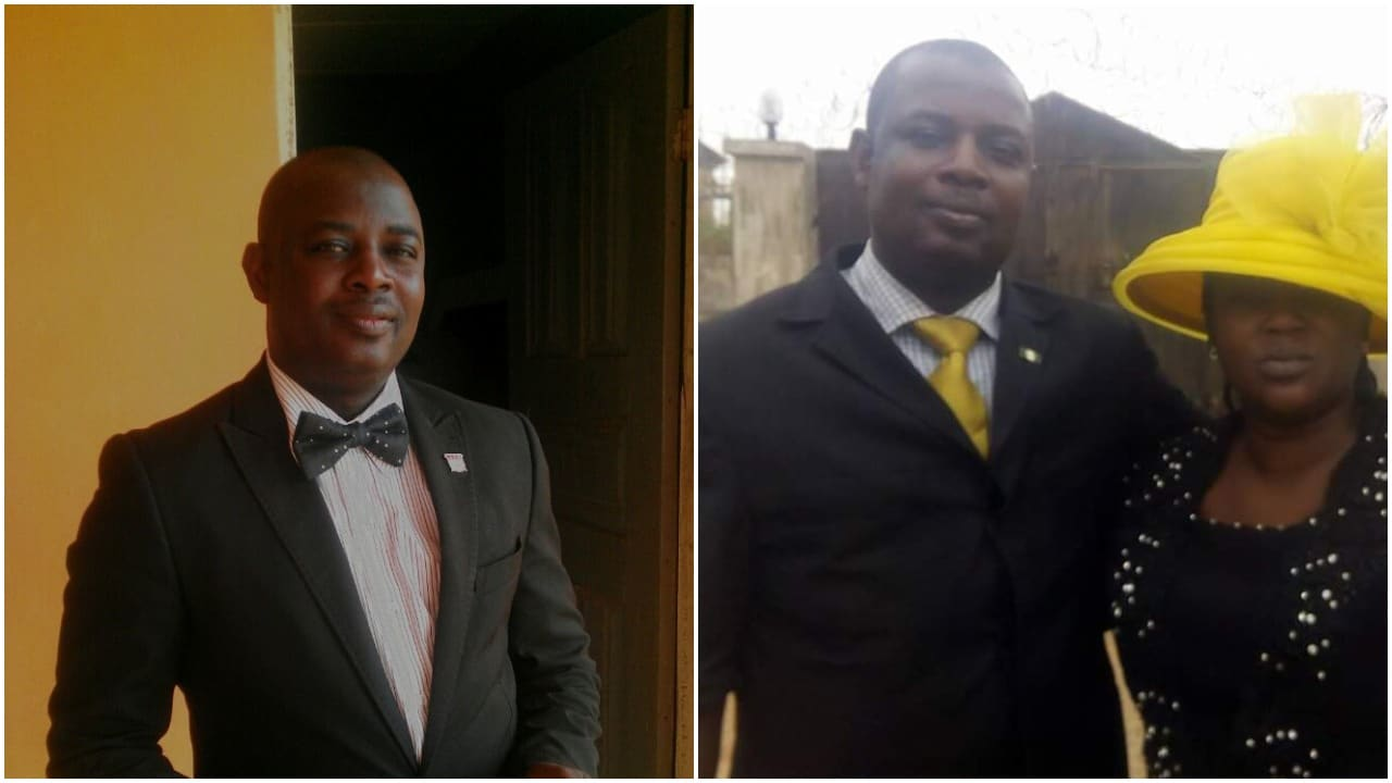 Photo of Adeboye finally sacks RCCG Pastor Gideon Bakare who sleeps with his female members