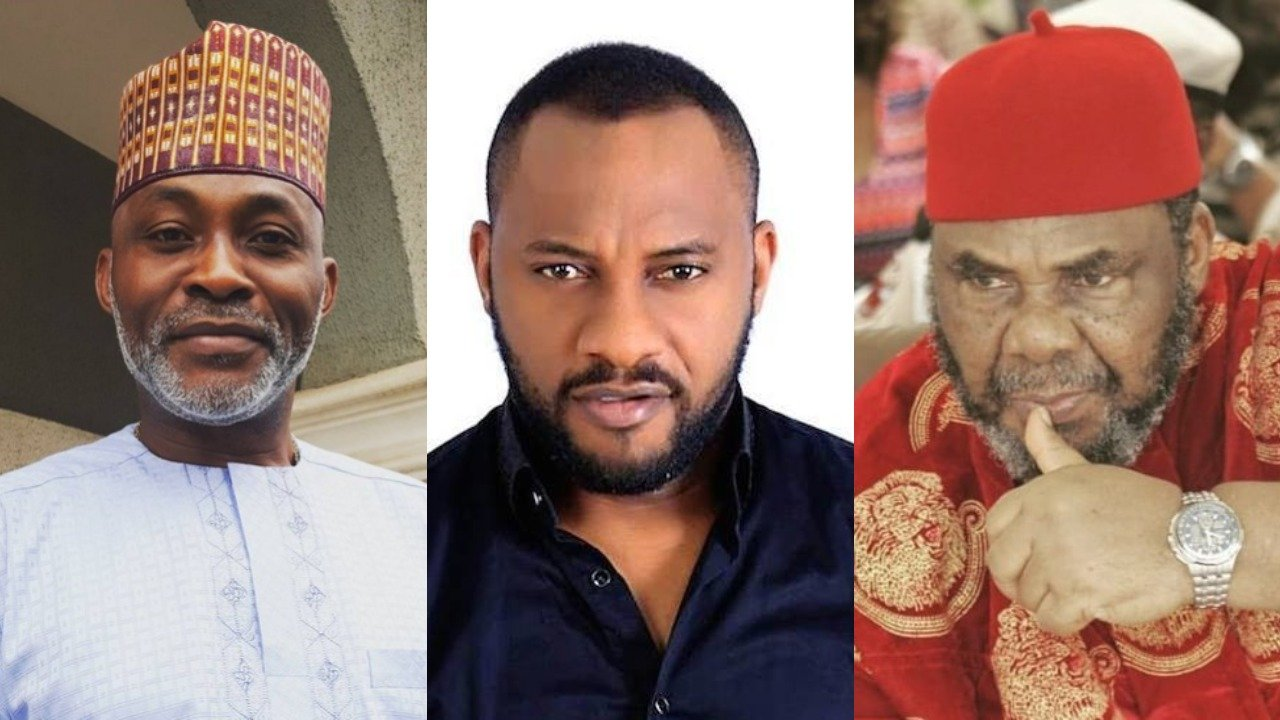 Photo of Yul Edochie opens up on how RMD, Ramsey Nouah, Desmond Elliot and not his father helped his career