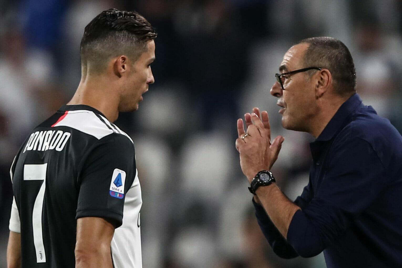 Photo of Sarri praises Ronaldo over Juventus 3-1 win against Genoa