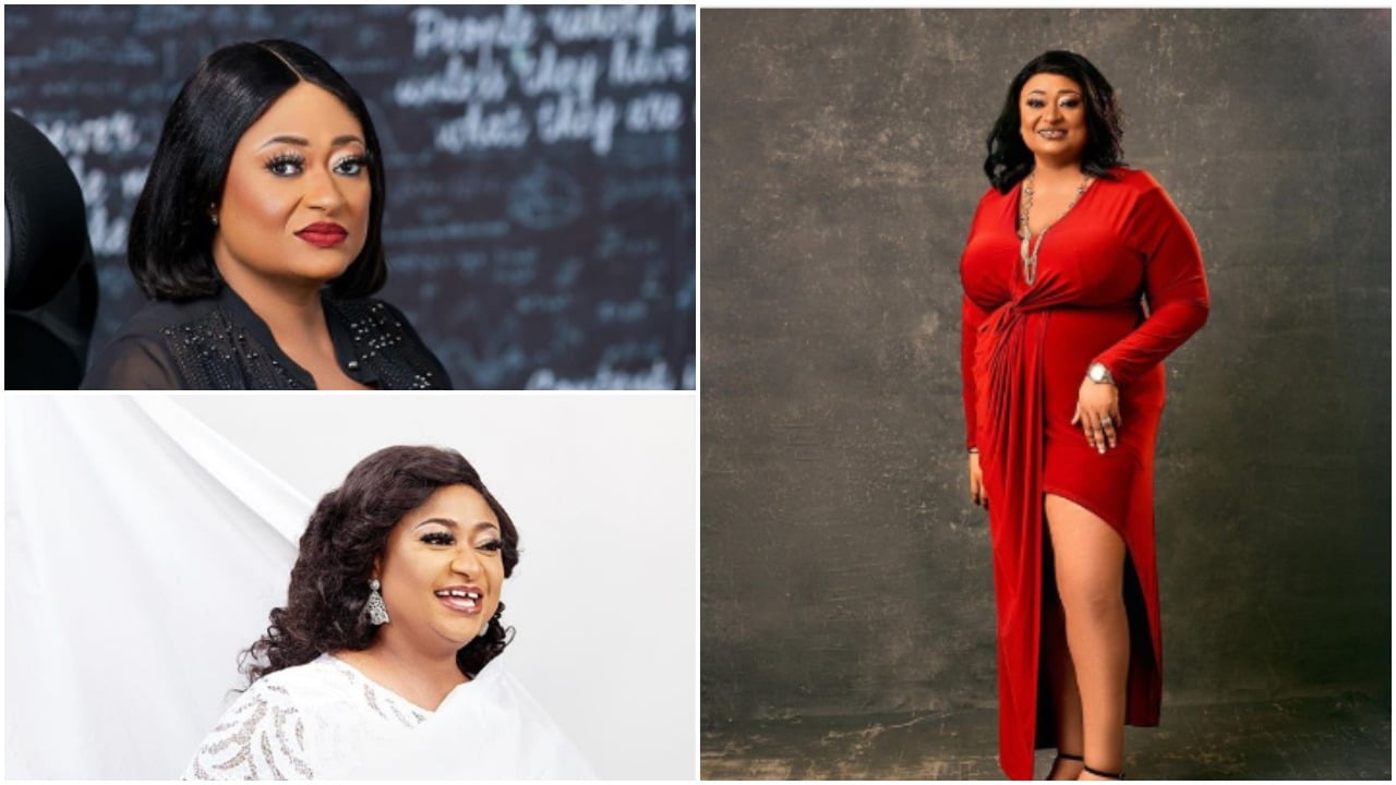 Photo of Ronke Oshodi Oke releases new stunning photos to mark birthday