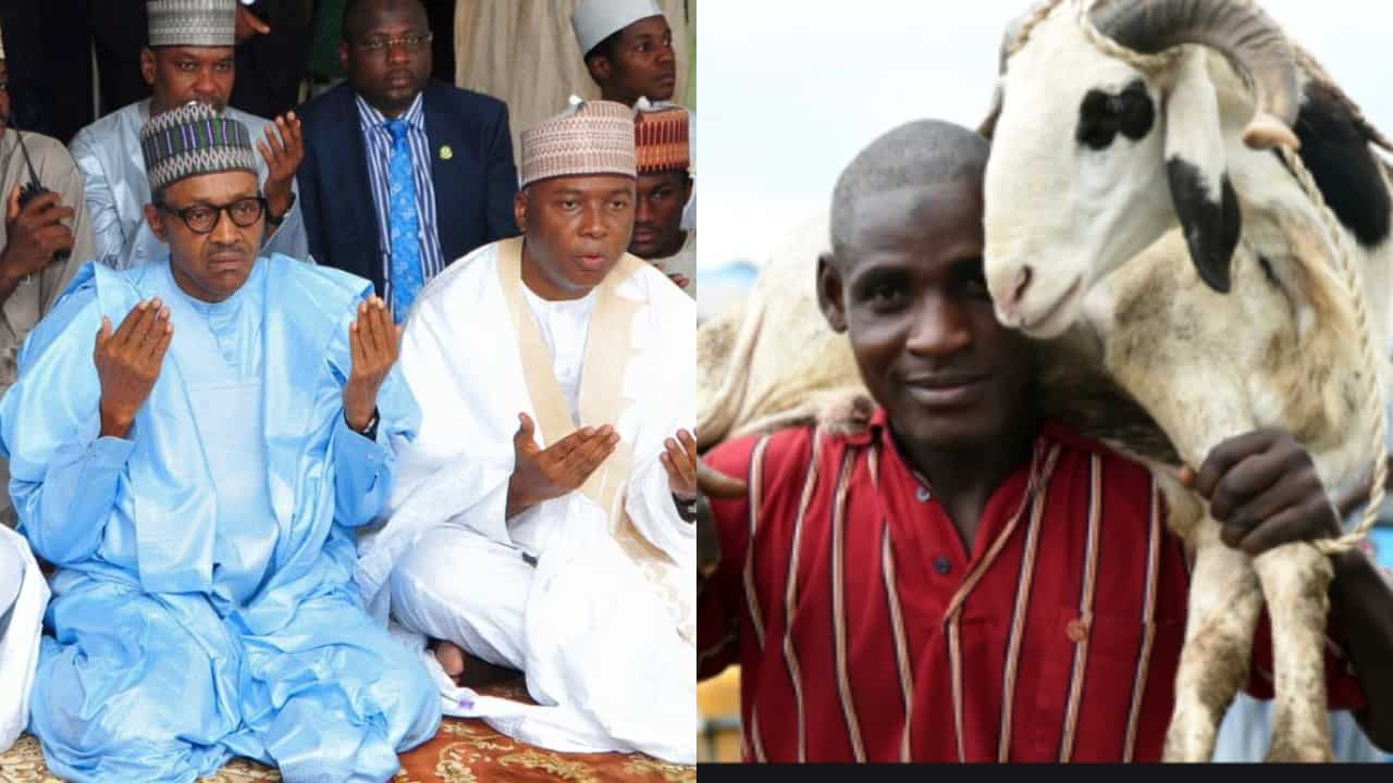 Photo of Federal government tells State governors to ban Sallah festivities | Details