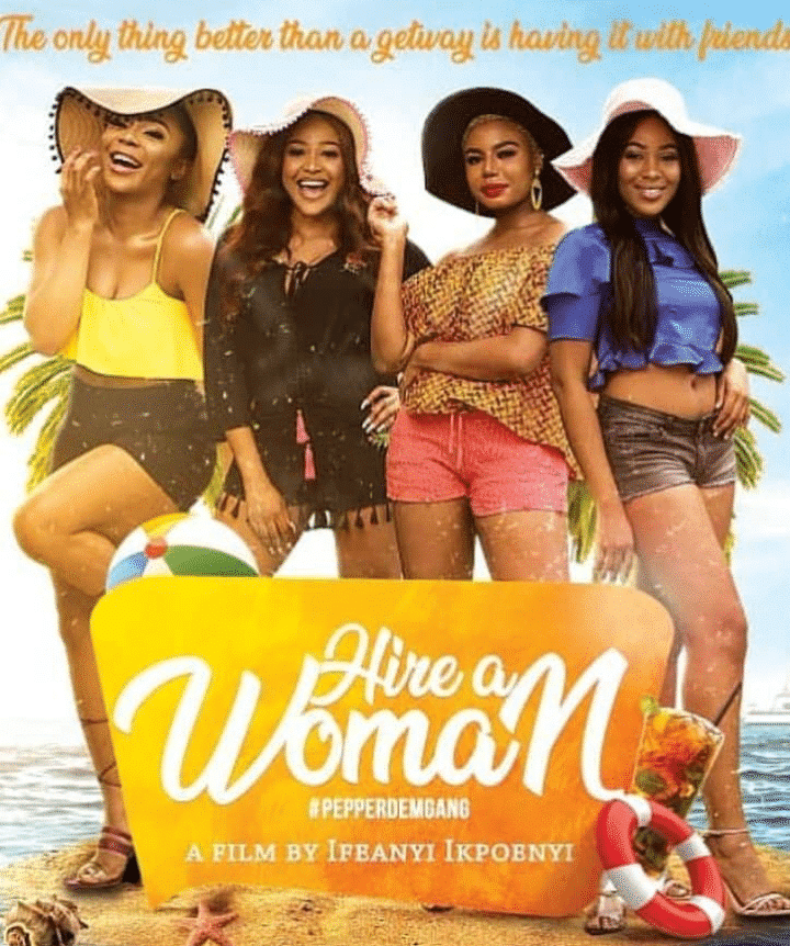 Photo of KFN Movie Review: Hire A Woman – Nancy Isime should have done better