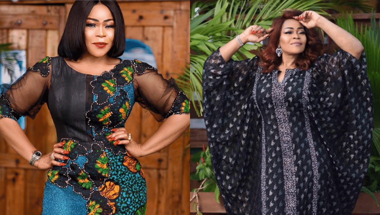 Photo of Sola Sobowale, Tayo Odueke, others 'feel the heat' as actress, Shaffy Bello shares hot photos