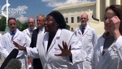 Photo of Nigerian US based doctor receives threats for saying hydroxychloroquine is cure for coronavirus (VIDEO)