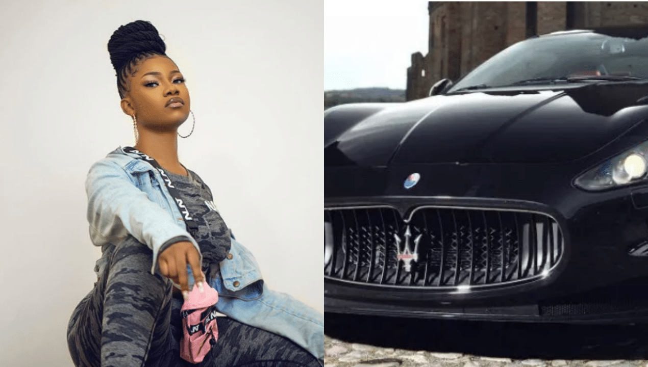 Photo of Tacha set to own a N50 million Maserati, as Titans vow to give her as a birthday gift