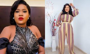Toyin Abraham launches clothing line