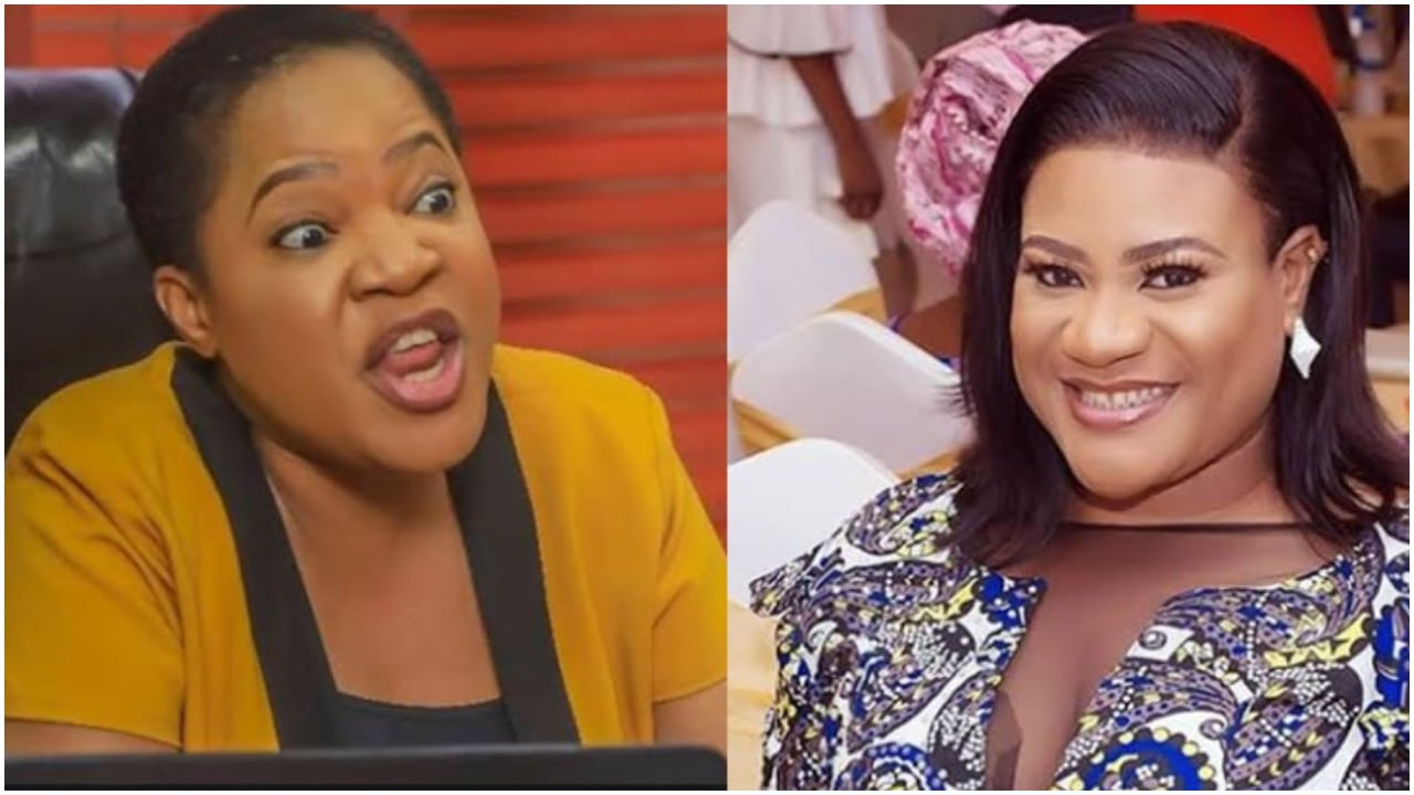 Photo of 'Many people say i look like Toyin Abraham' – Nkechi Blessing boasts