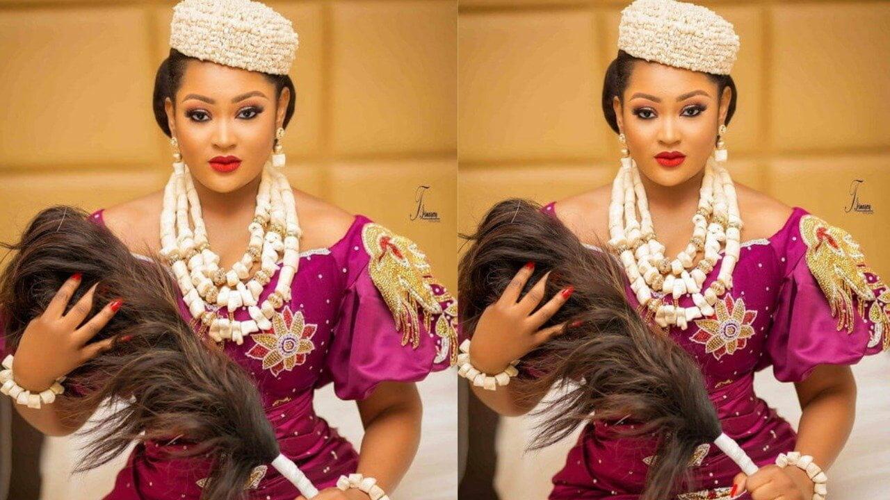 Photo of Nollywood stars celebrate Uche Elendu as she clocks 34