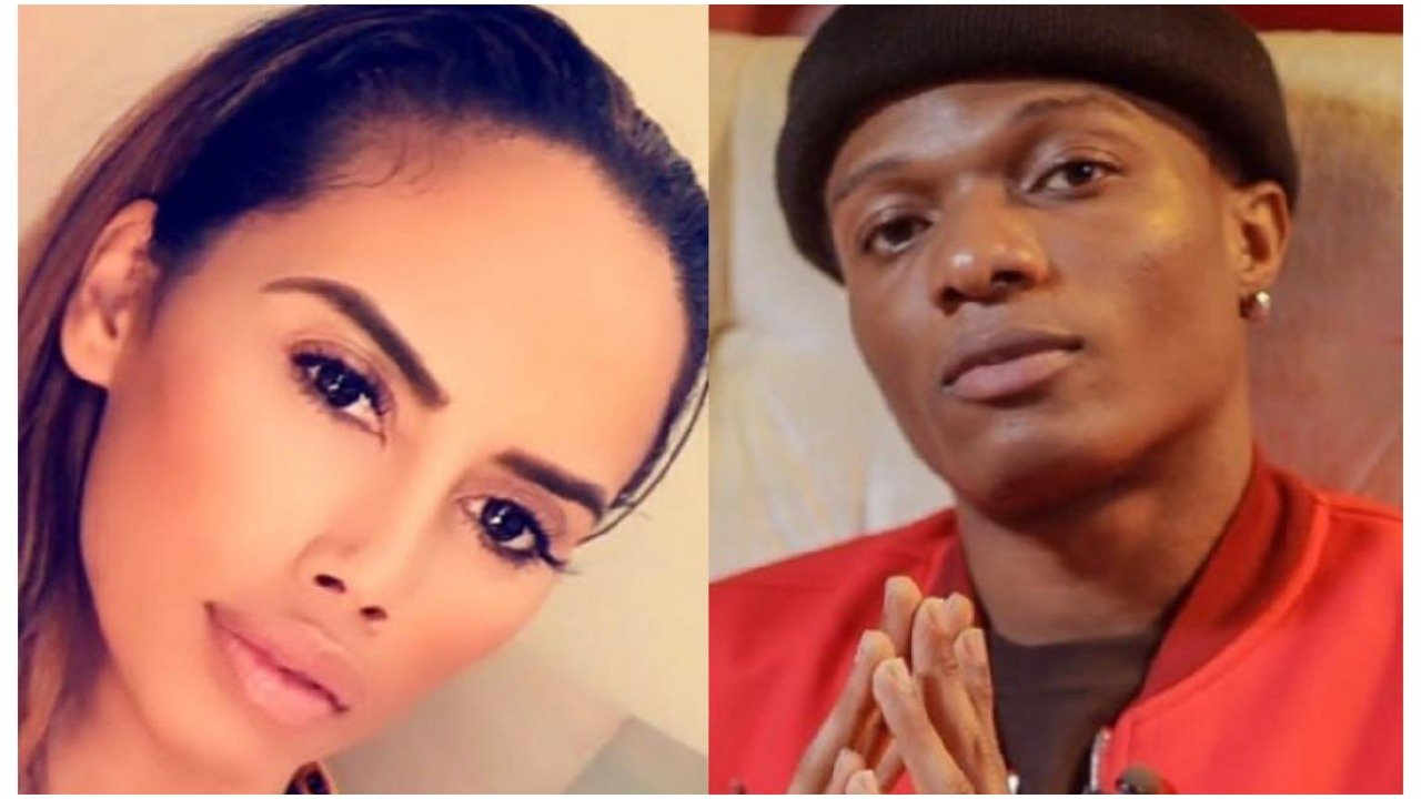 Photo of Watch the heartwarming way Wizkid's third baby mama, Jada celebrated him on his 30th birthday | Video