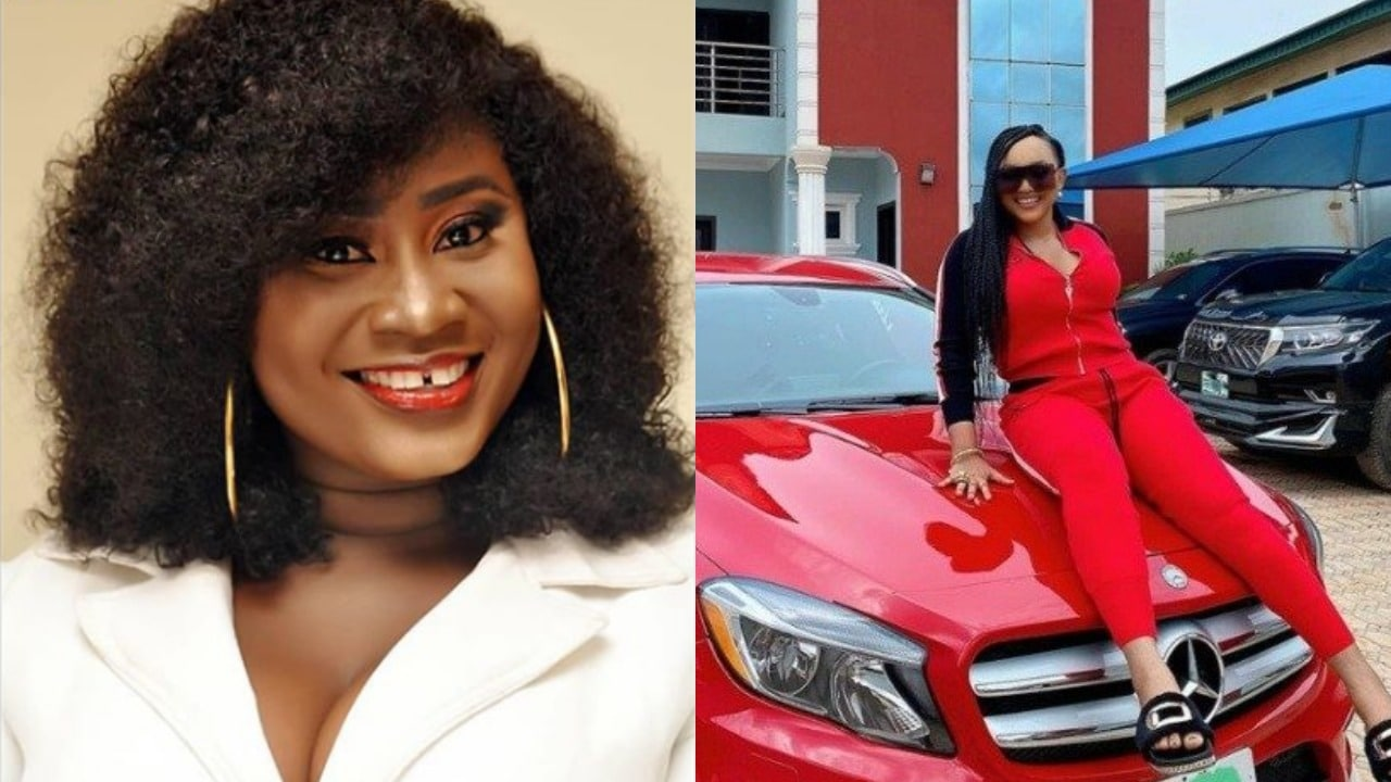 Photo of Nollywood star, Yetunde Bakare reveals why  Mercy Aigbe and other actors compete with cars, houses