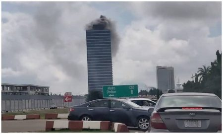 Trade Center Abuja