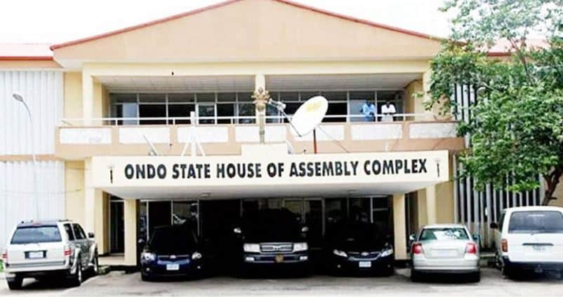 Photo of BREAKING: Majority leader of Ondo House of Assembly resigns