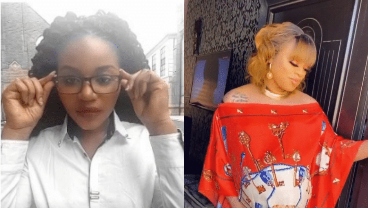 Photo of Bobrisky is crossing the line with his antics – Activist Mavis cries out