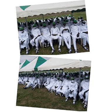 Photo of 601 Ex Boko Haram insurgents graduate in Gombe