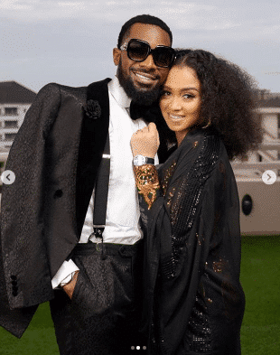 D'banj marks wedding anniversary with wife amidst rape scandal