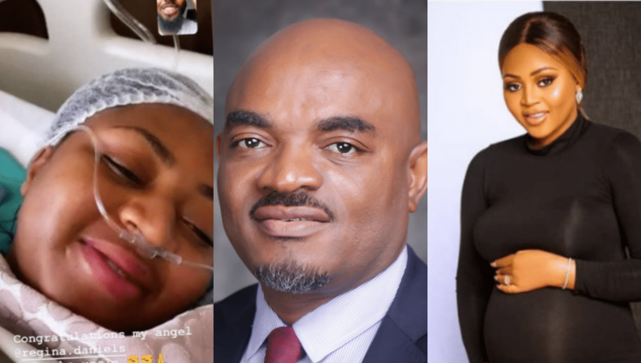 Photo of AGN president, Emeka Rollas rains curses on Nigerians for dragging them over visit to Regina Daniels