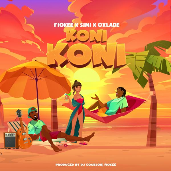 Photo of Download: Fiokee ft. Simi & Oxlade – Koni Koni