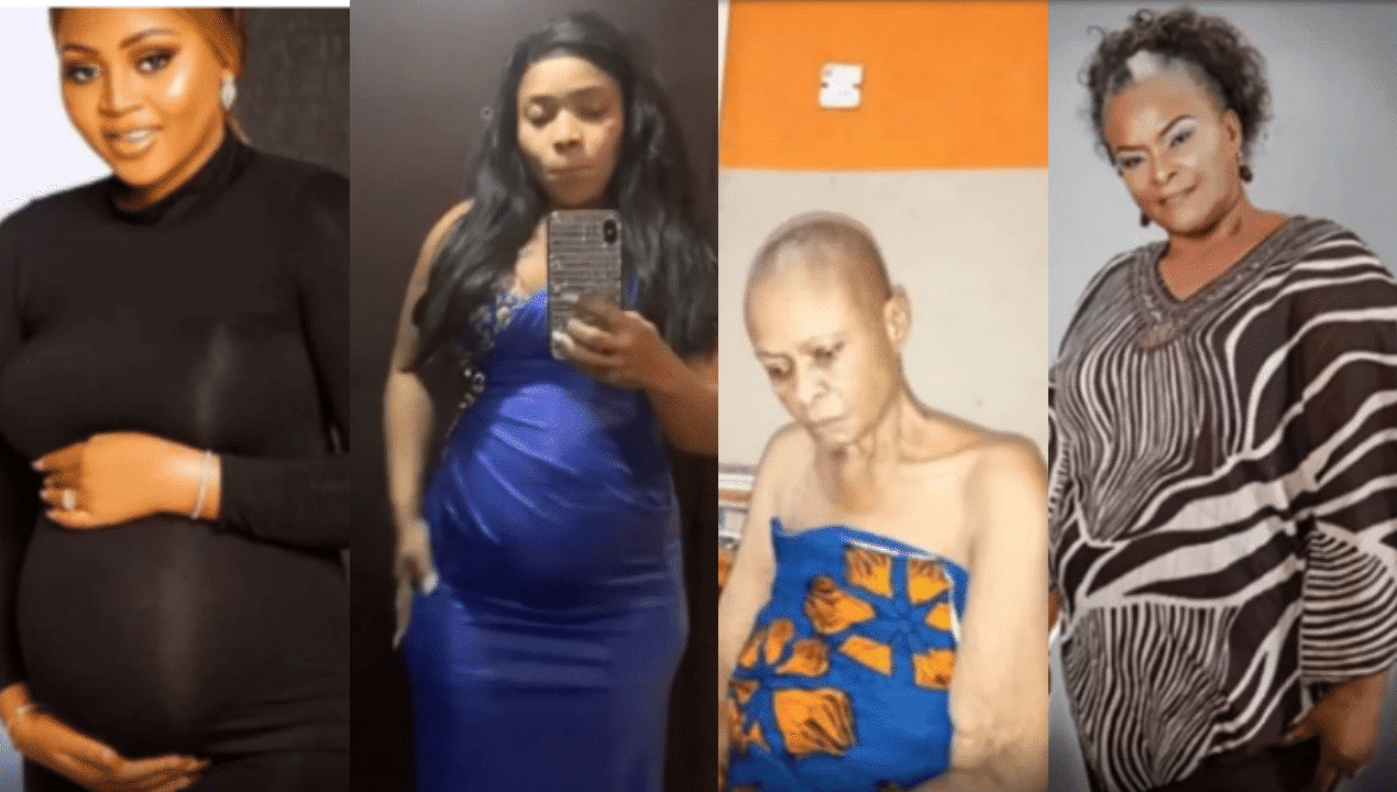 Photo of How AGN ignored sick actress, Ify Onwuemene, Halima Abubakar but visited Regina Daniels who put to bed