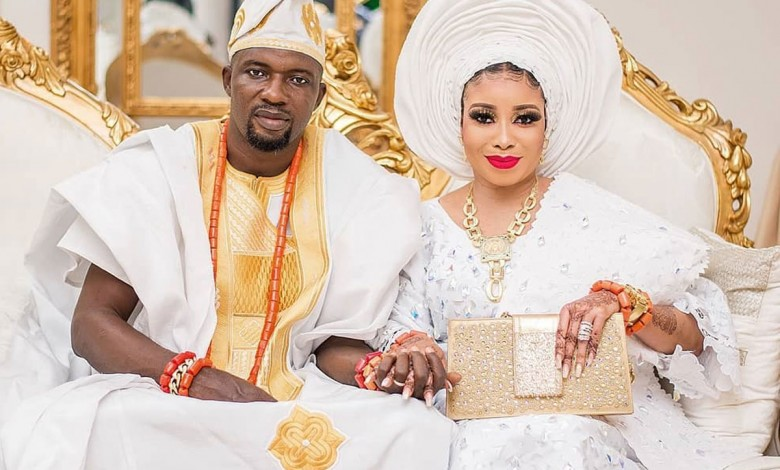 Lizzy Anjorin receives another wedding gift