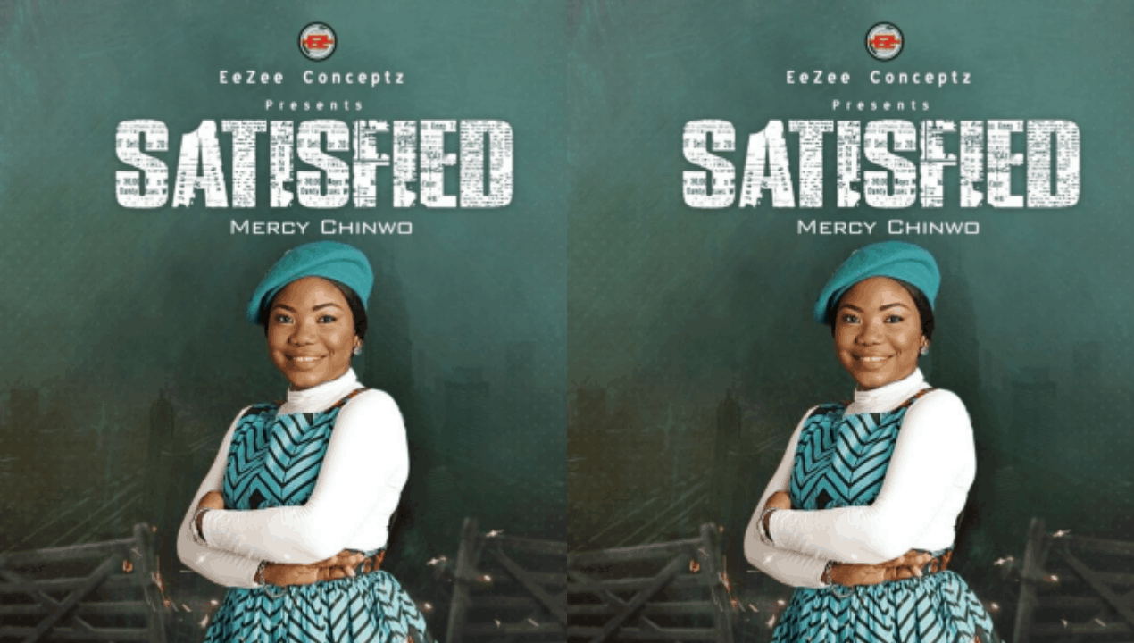 Photo of Music Album: Mercy Chinwo – 'Satisfied'