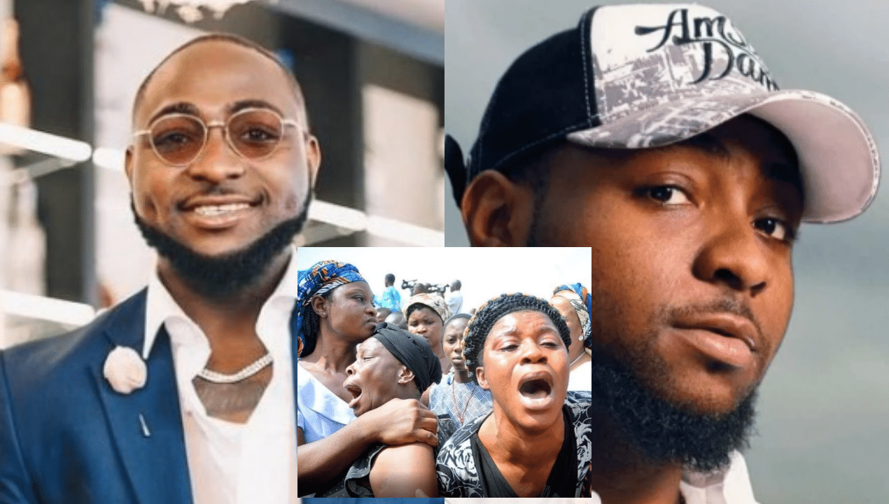 "Photo of ""OBO we miss you"", Nigerians cry bitterly as Davido goes 'missing'"