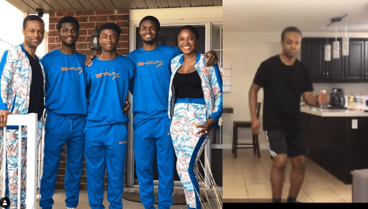 Photo of Toyin Abraham, Iyabo Ojo, Tiwa Savage, others react as Omoni Oboli's husband shows off dance steps as he marks 50th birthday | Video
