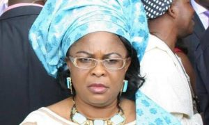 See what a Twitter influencer posted about Patience Jonathan that got him in trouble