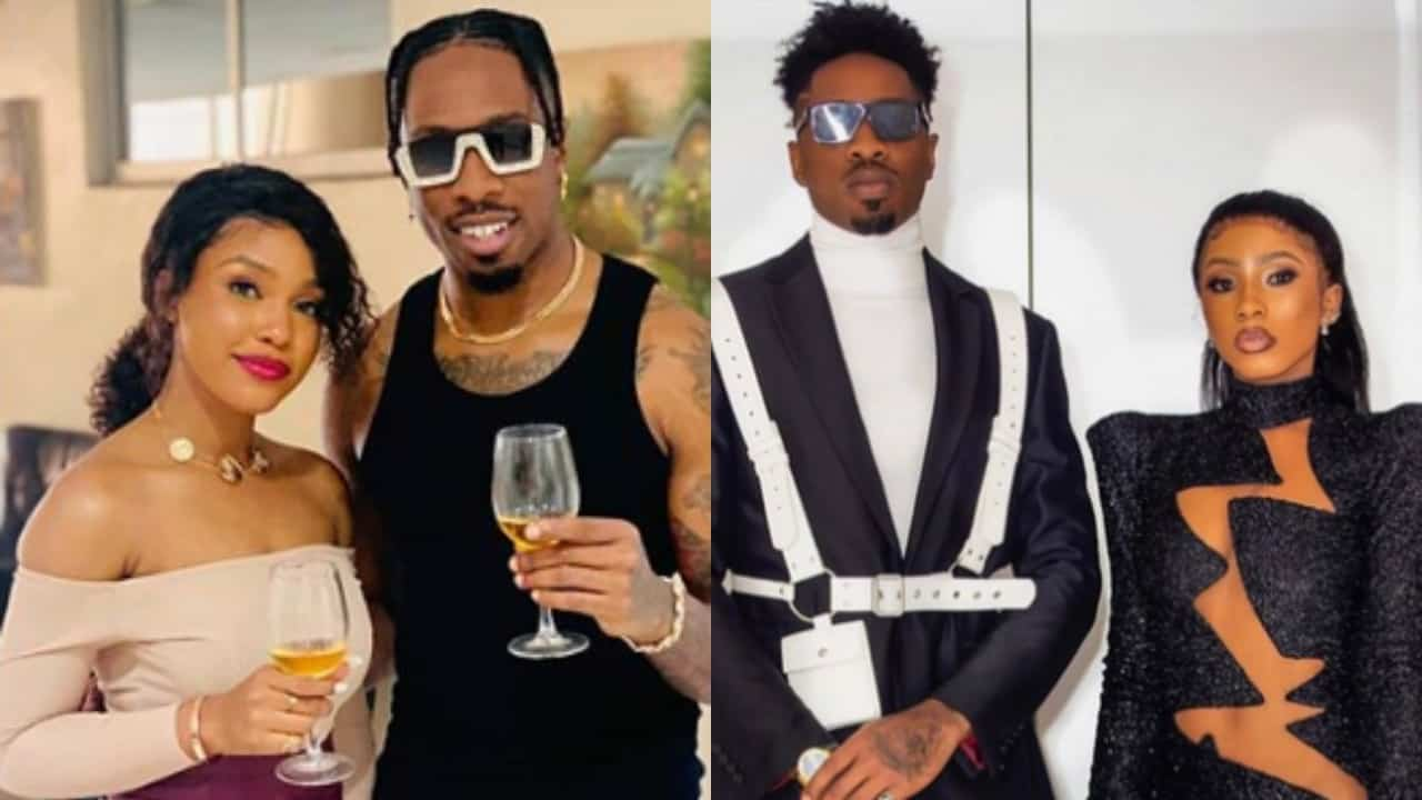 Photo of 'You dey craze' – BBNaija ex housemate Ike blasts a follower for saying his babe, Mercy is not fine