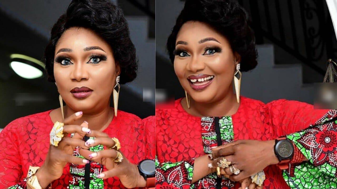 Nollywood actress celebrates Jaiye Kuti