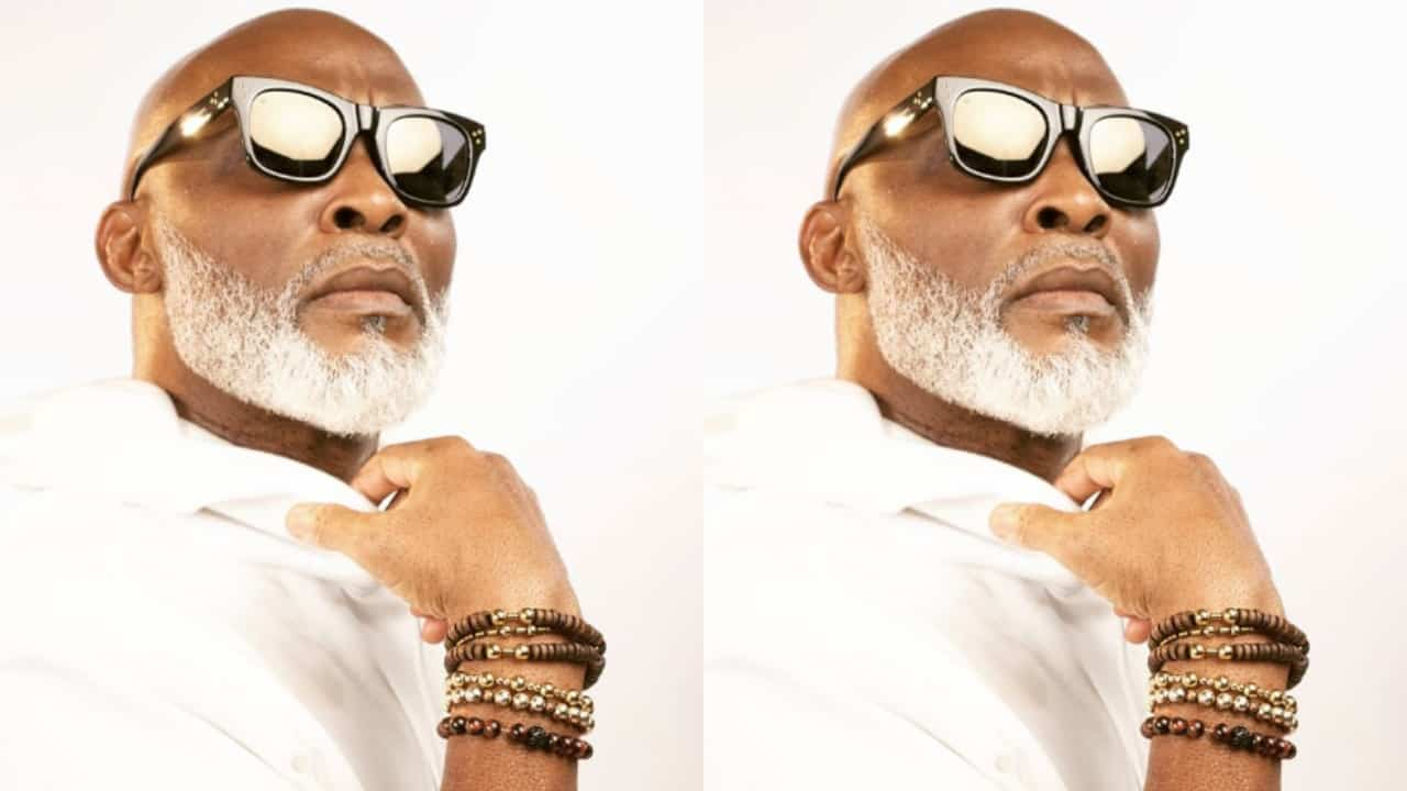 Photo of Omotola Jalade, Ebuka and others celebrate RMD as he clocks 59 years old