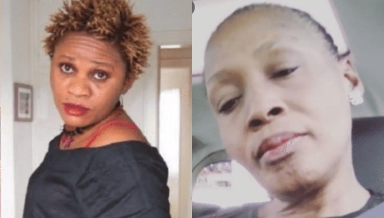 Photo of Stella Dimoko joins Kemi Olunloyo as she turns online beggar