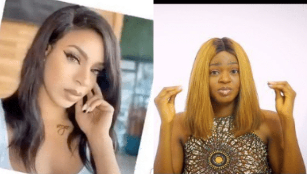 Photo of BBNaija's Venita Akpofure shades the heck out of Ahneeka