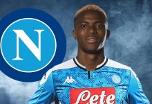 Photo of Osimhen confirms Napoli move