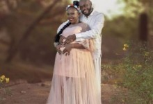 Photo of After 8 years, Nigerian couple welcomes their new born baby (photo)