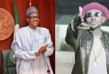 Photo of Blackface praises Buhari as he criticize past presidents for insurgency